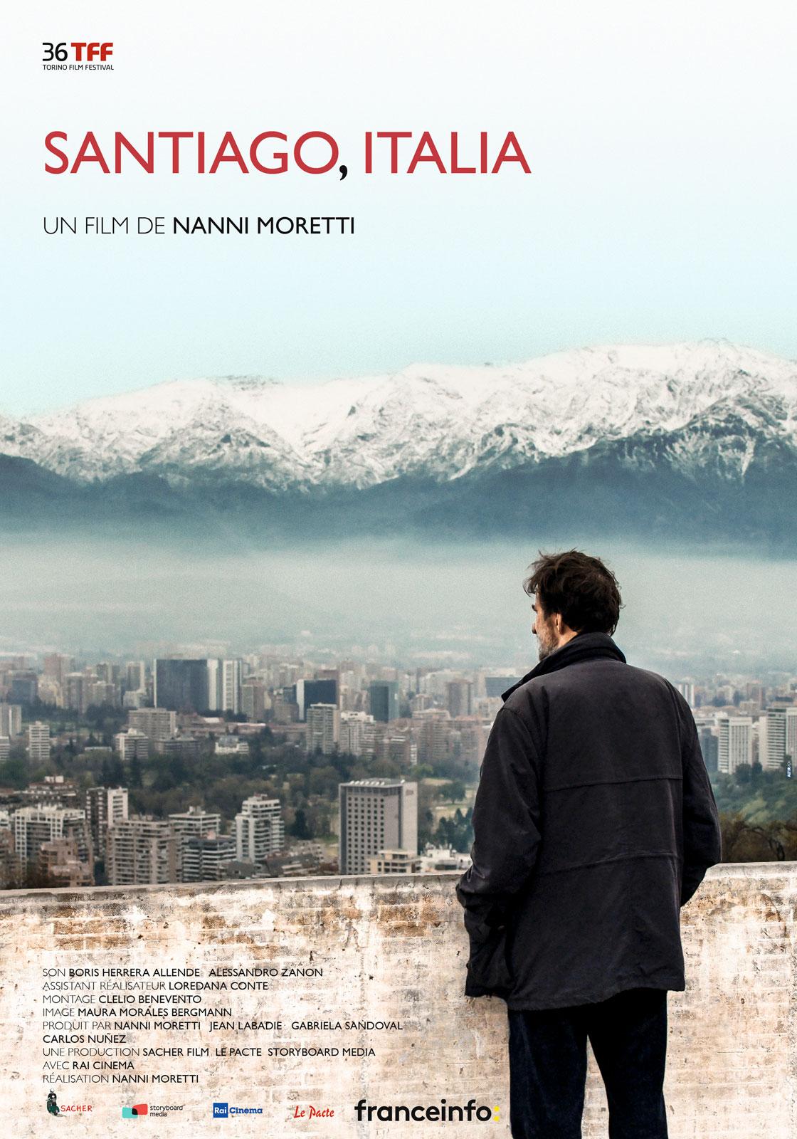 Image du film Santiago, Italia