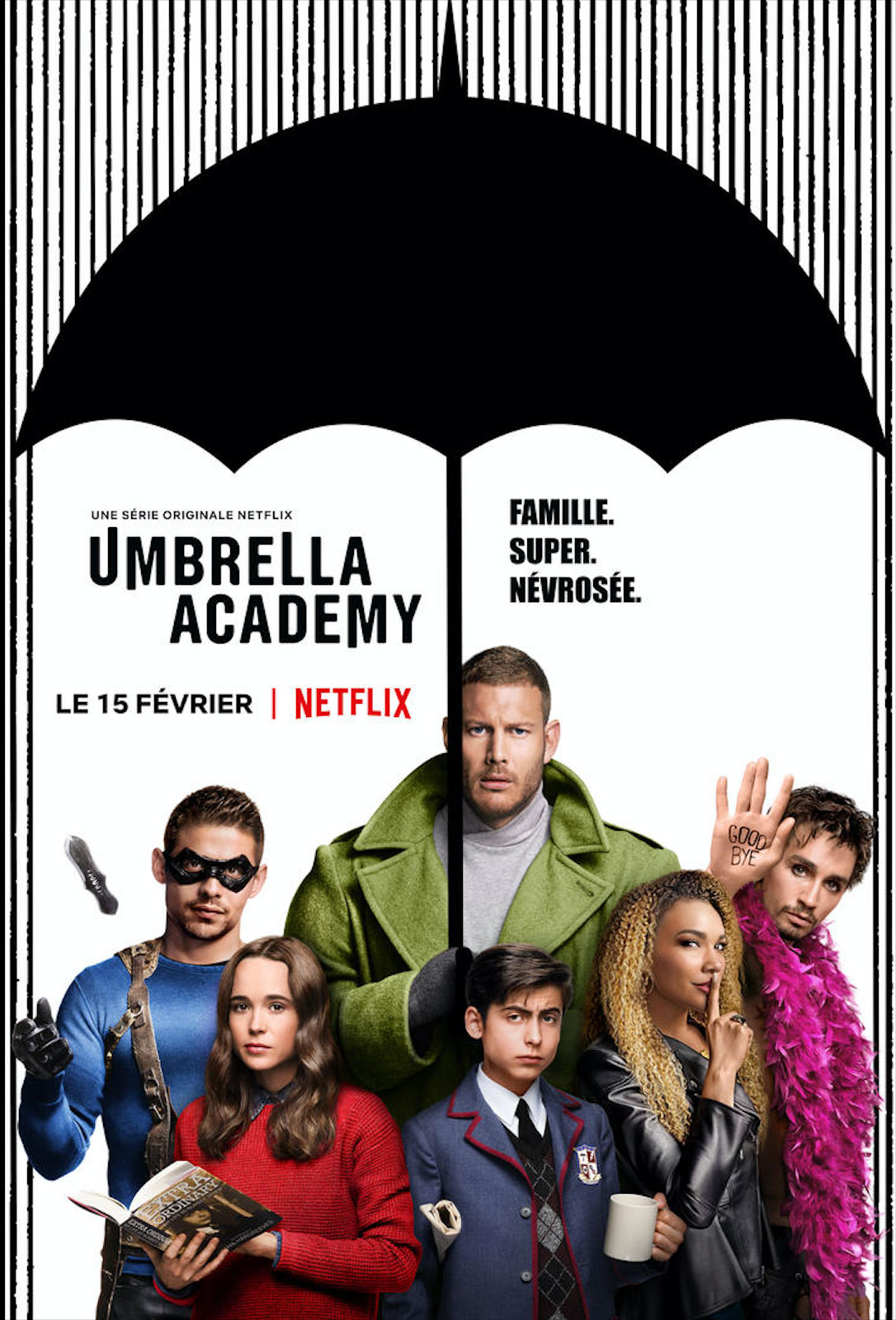 38 - Umbrella Academy