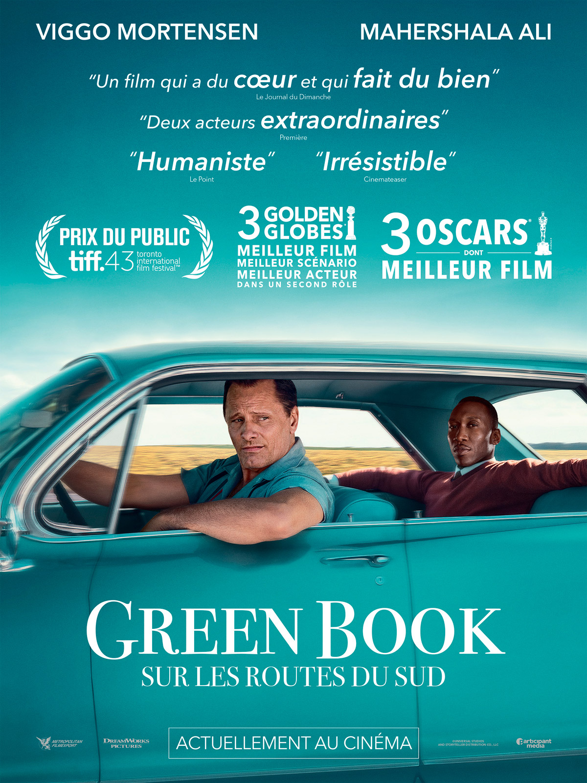 Green Book : Sur les routes du sud streaming