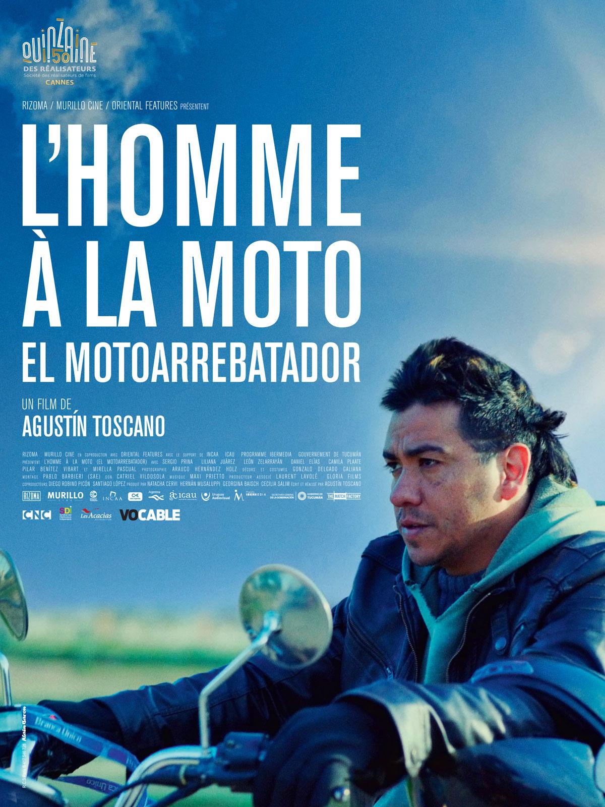 L'Homme à la moto