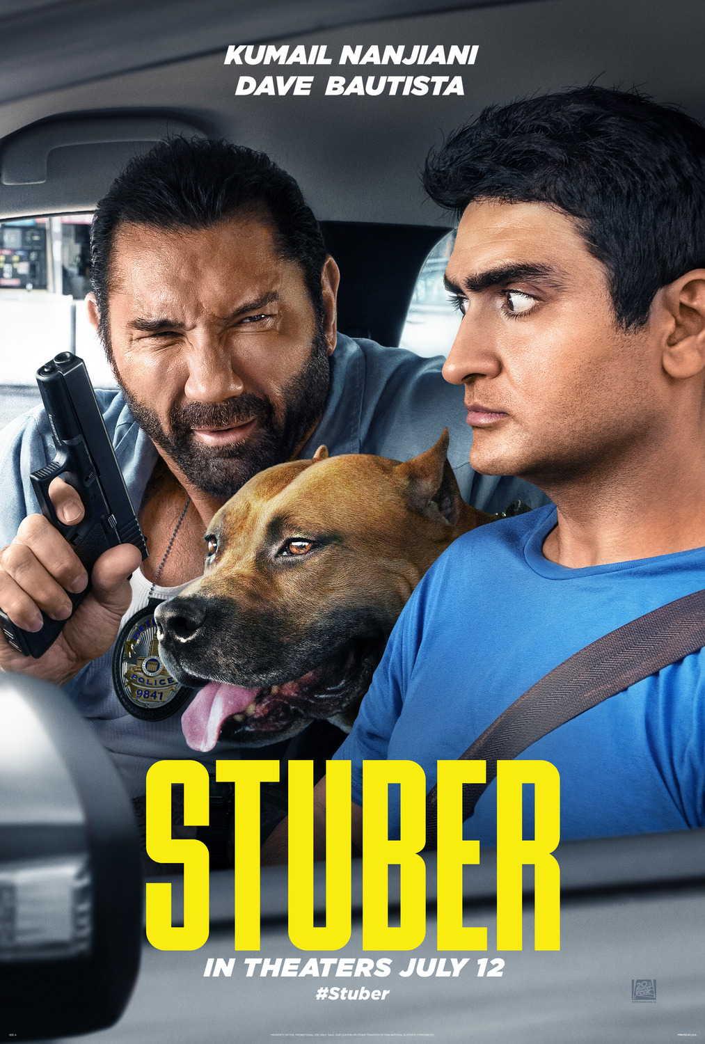 Stuber streaming