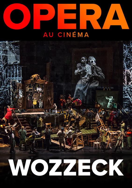 Image du film Wozzeck (Metropolitan Opera)