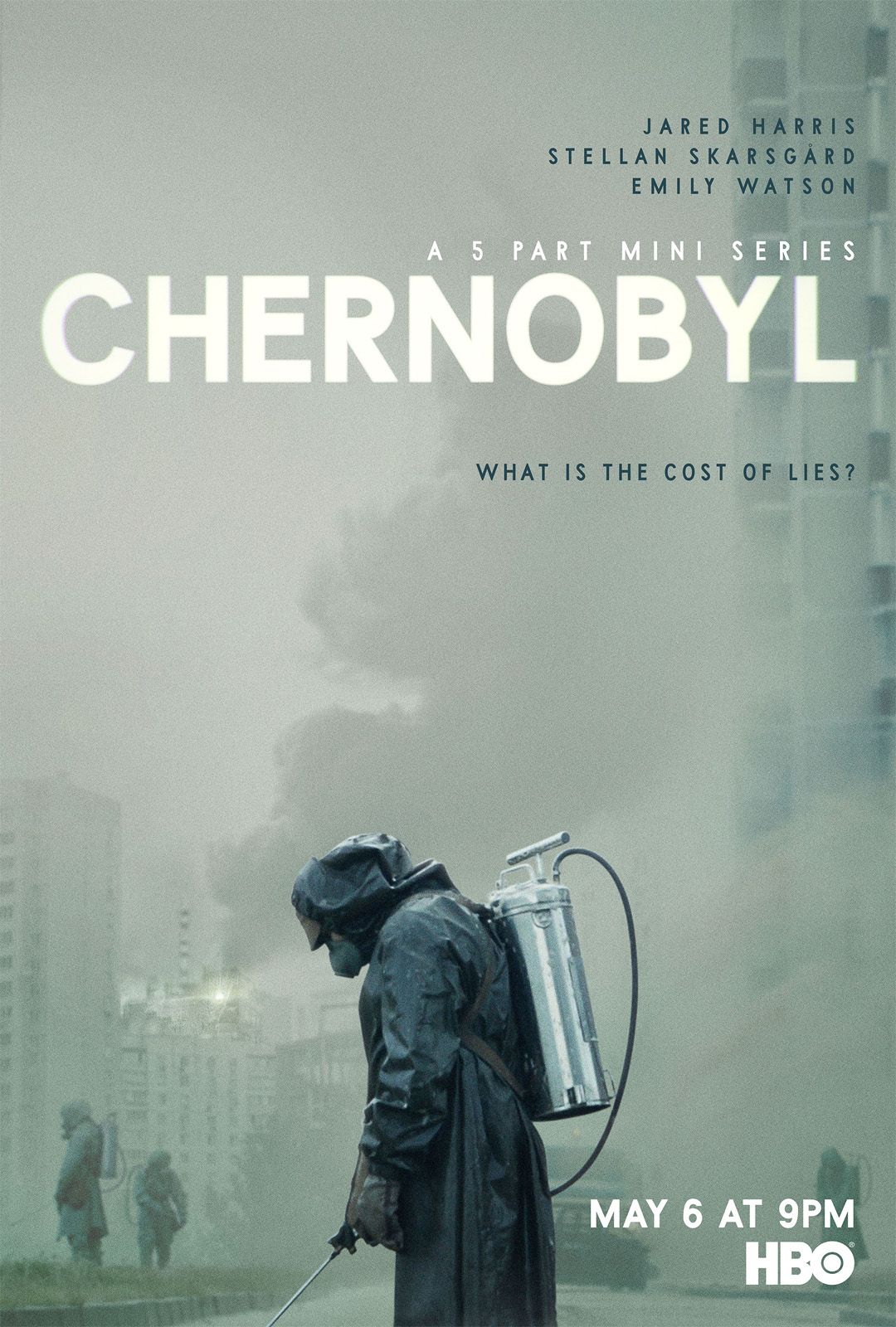 Chernobyl streaming