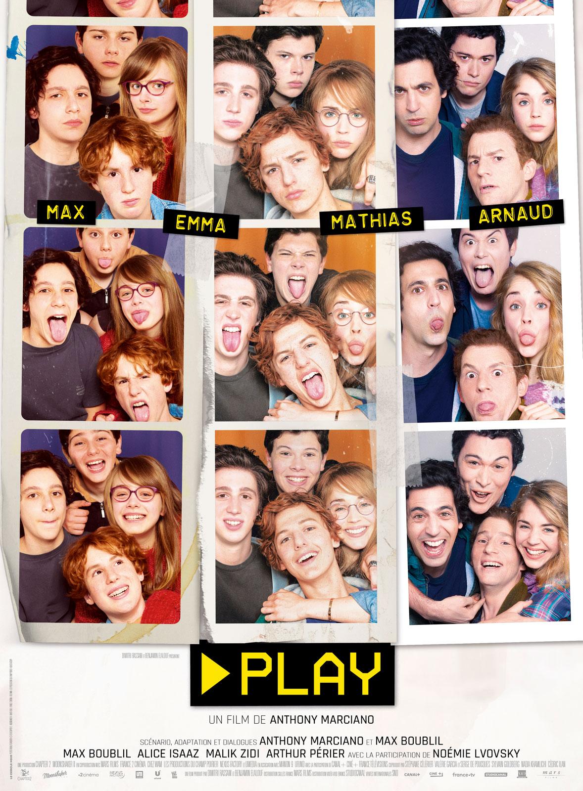 Image du film Play