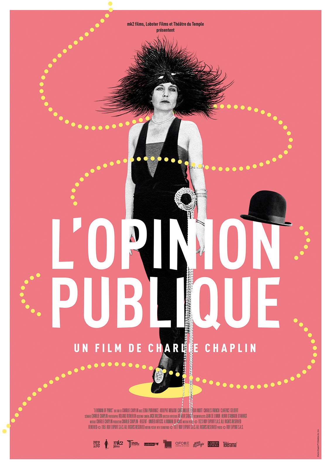 affiche du film : L'Opinion publique
