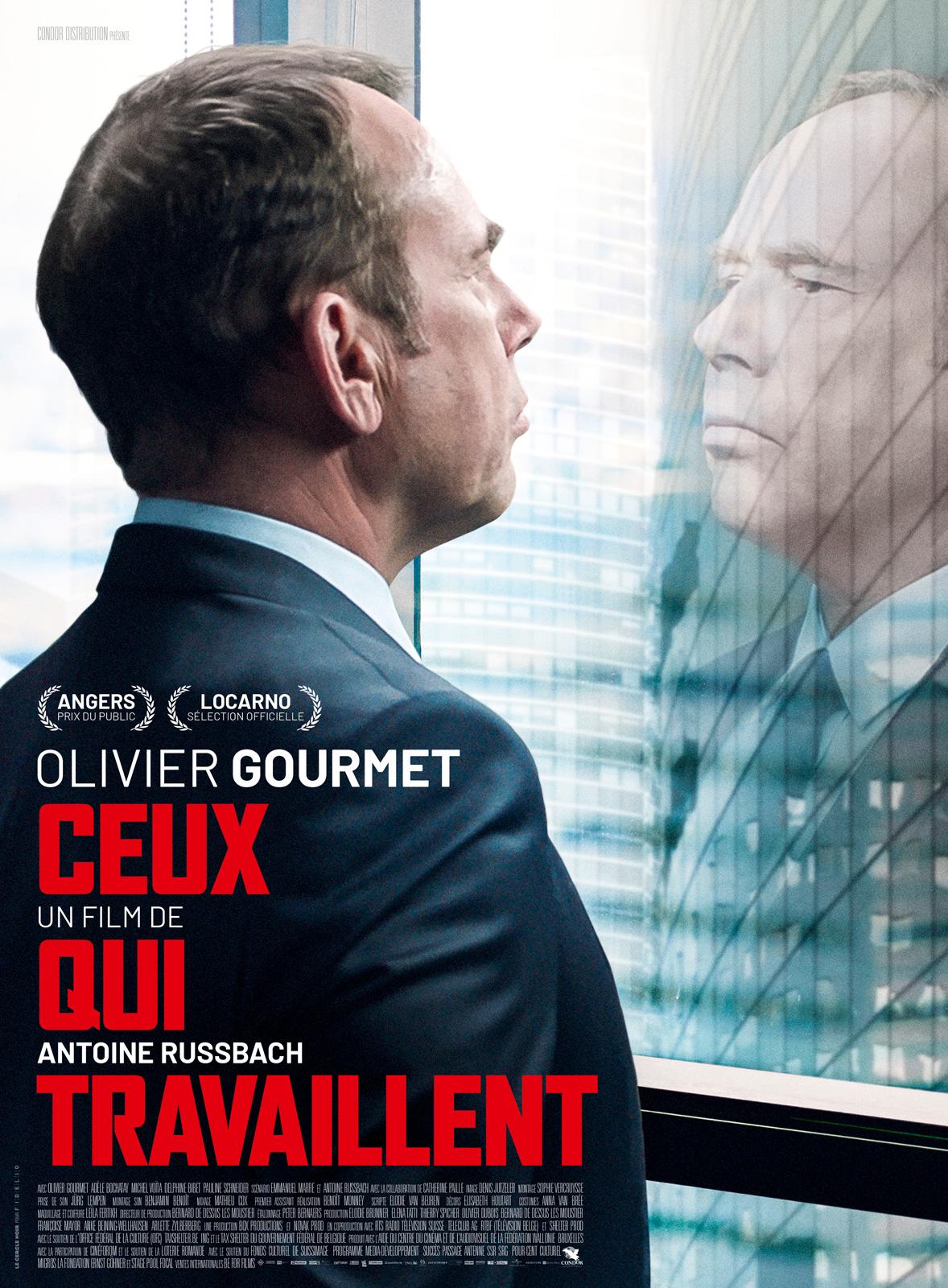 Affiche film CEUX QUI TRAVAILLENT