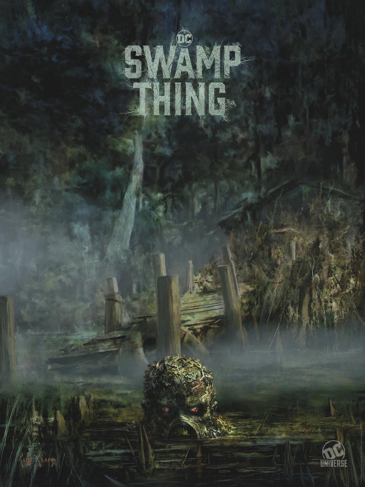 39 - Swamp Thing