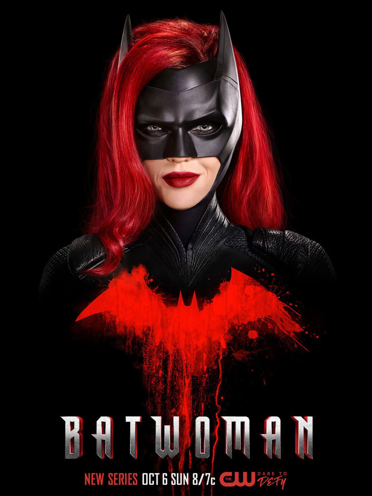 33 - Batwoman