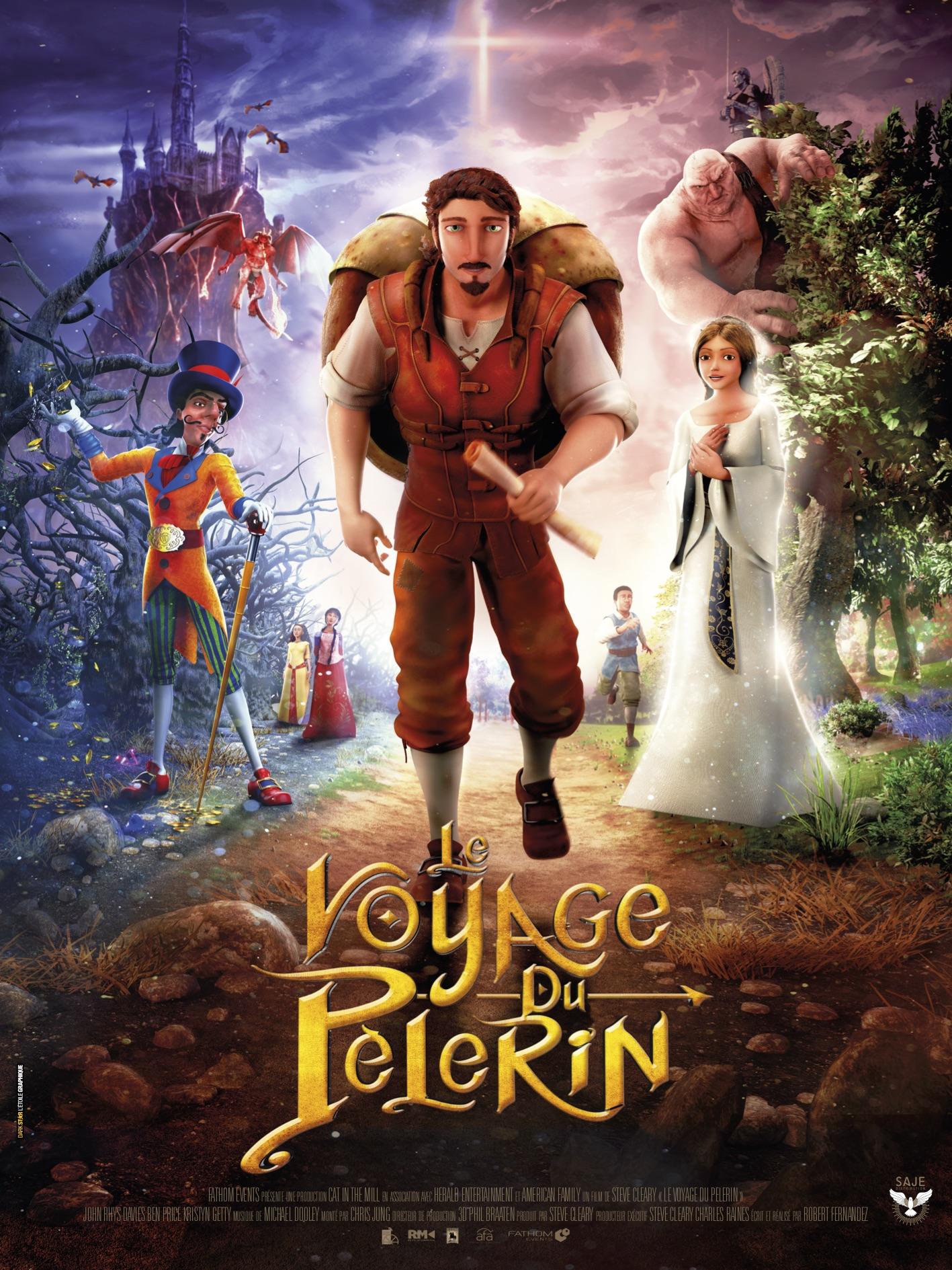 Image du film Le Voyage du Pèlerin