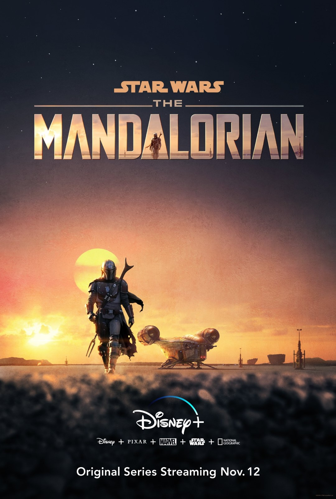 19 - The Mandalorian