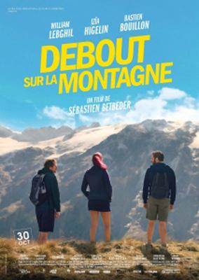Affiche film DEBOUT SUR LA MONTAGNE