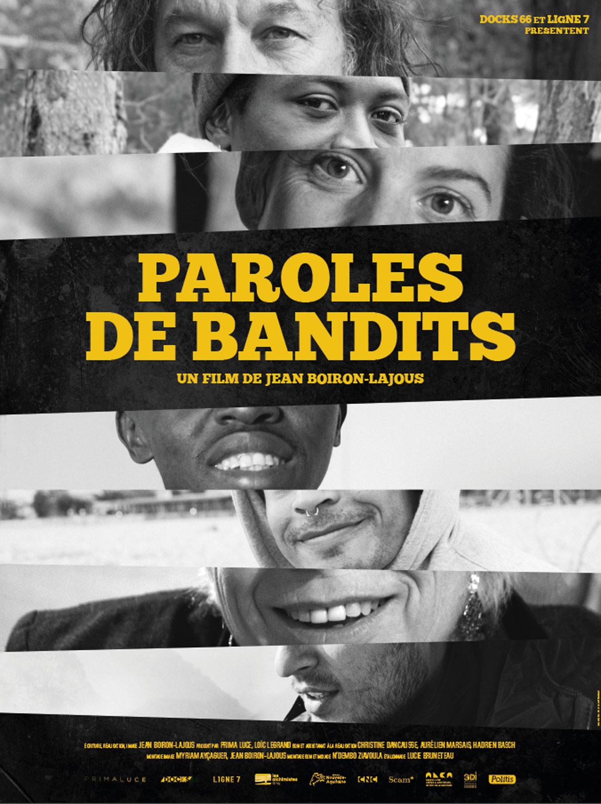 Image du film Paroles de bandits