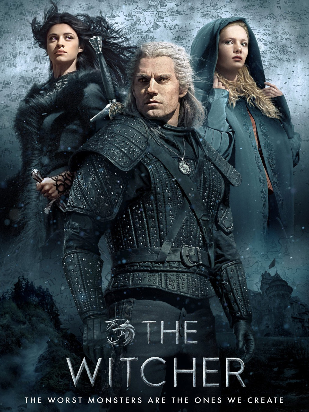 8 - The Witcher