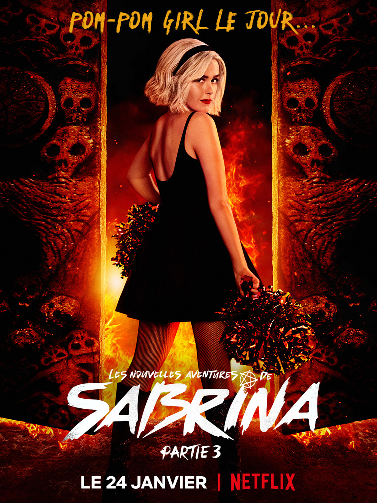 7 - Les Nouvelles aventures de Sabrina