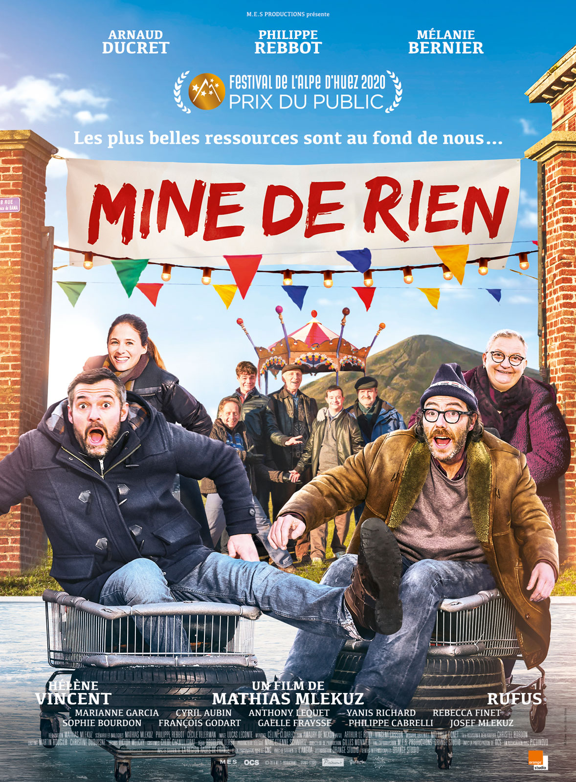Mine de rien streaming