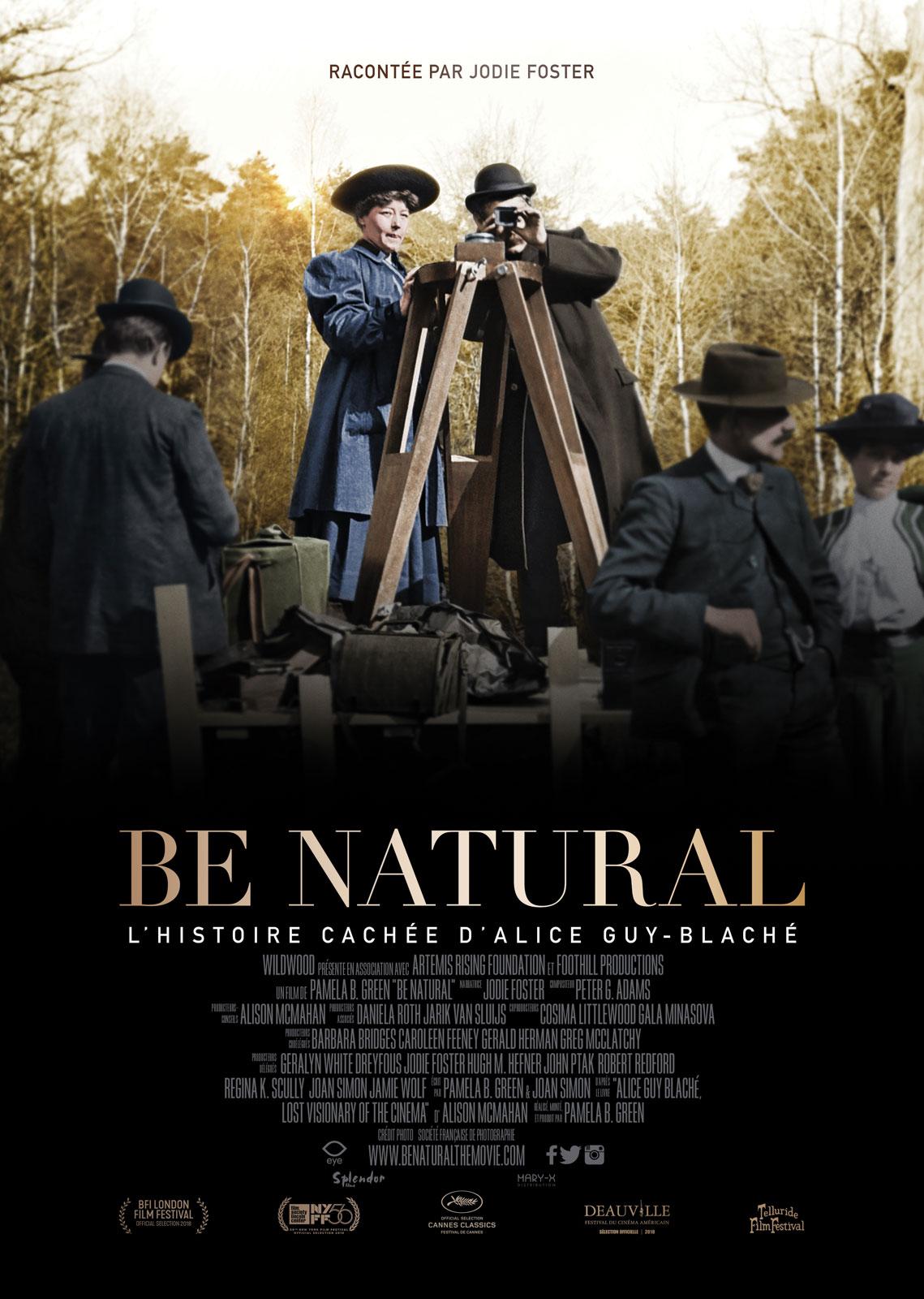 Image du film Be natural, l'histoire cachée d'Alice Guy-Blaché
