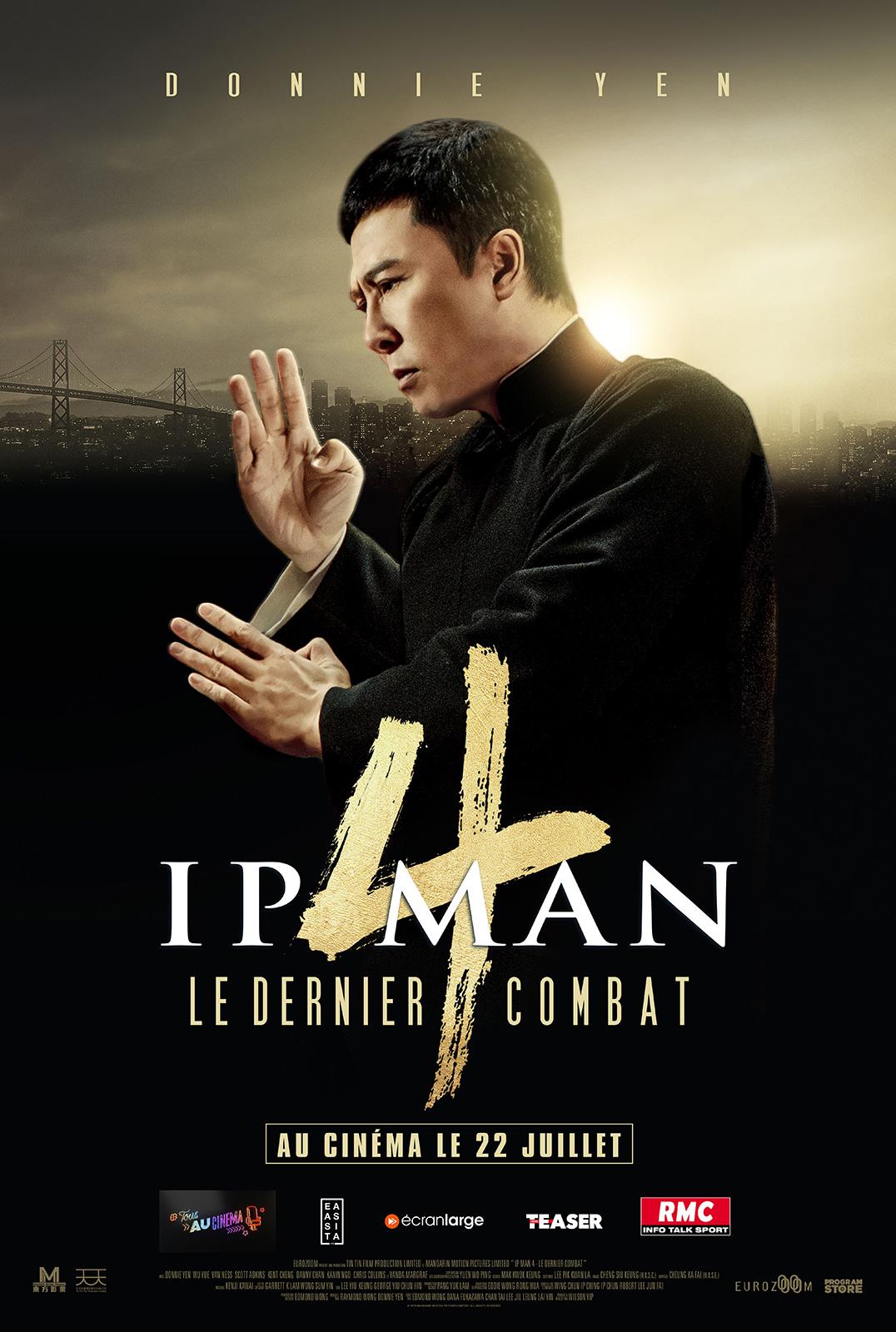 Ip Man 4 : Le dernier combat streaming