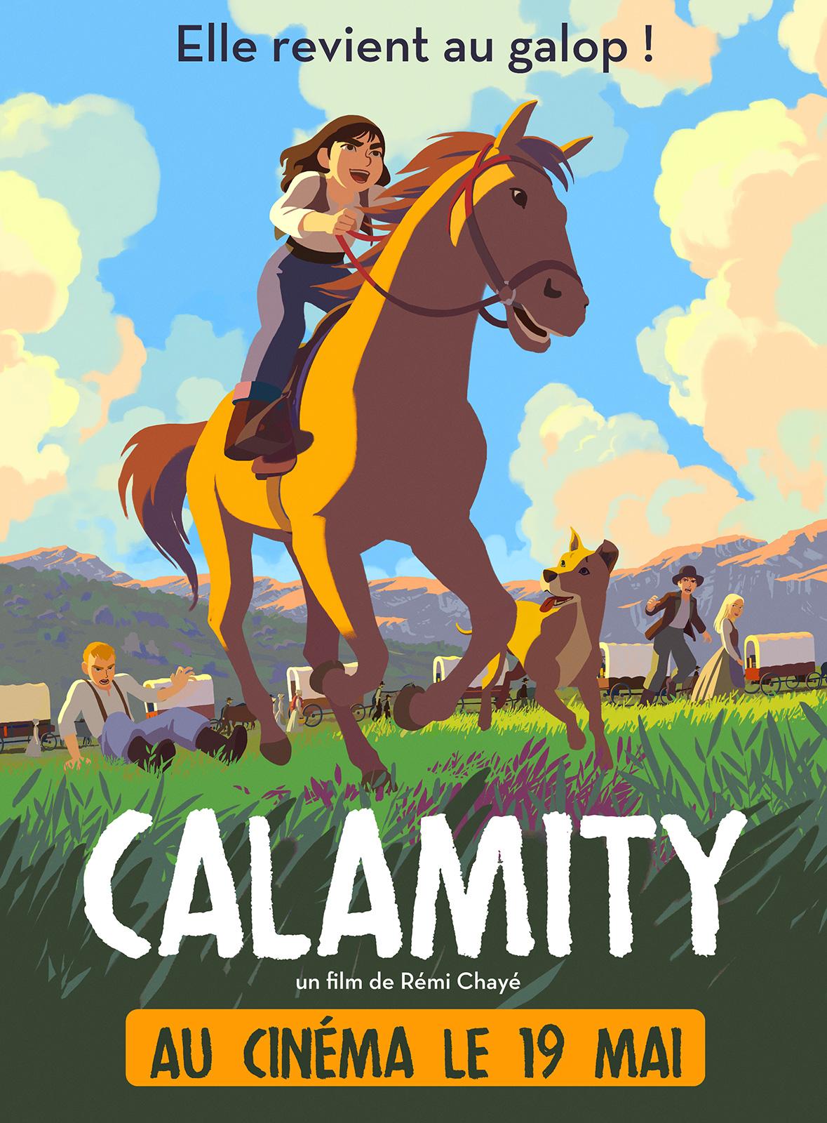 Calamity, une enfance de Martha Jane Cannary
