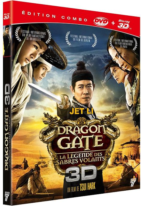Dragon Gate, la légende des sabres volants [MULTI-TRUEFRENCH] [DVD-R PAL]