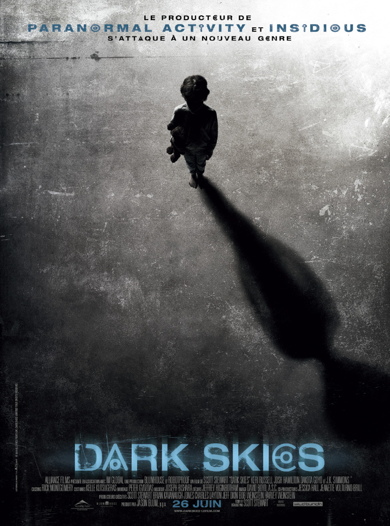 Regarder le film Dark Skies en streaming