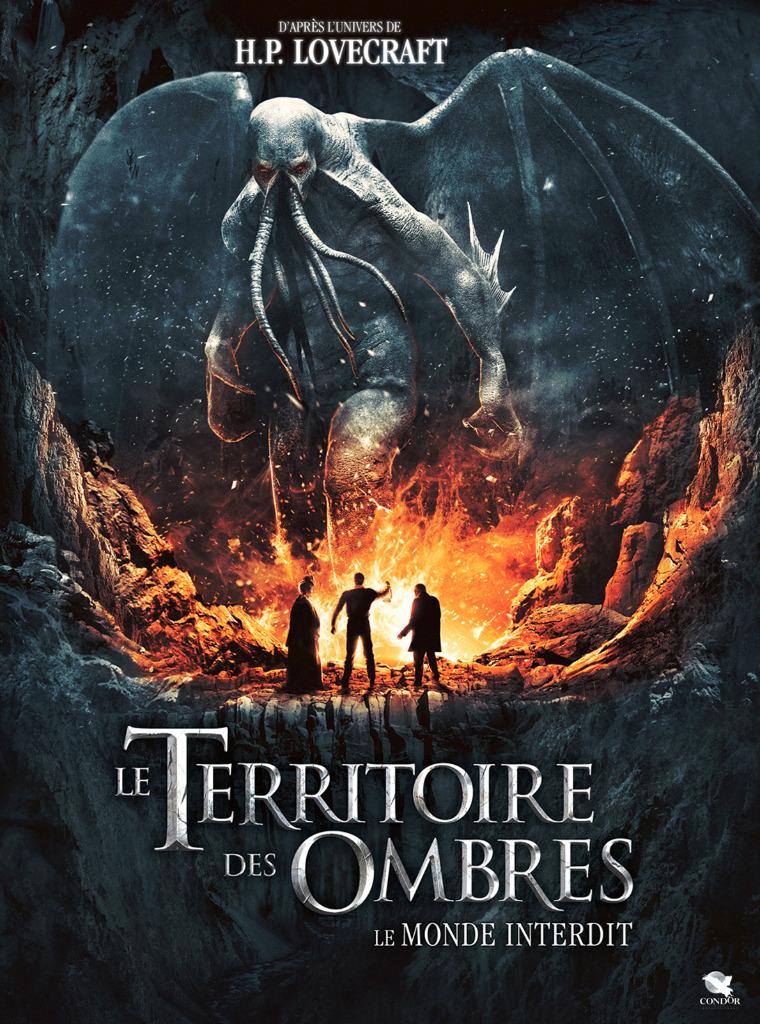 Le Territoire des Ombres : Le Monde Interdit [MULTI-TRUEFRENCH] [DVD9 PAL]