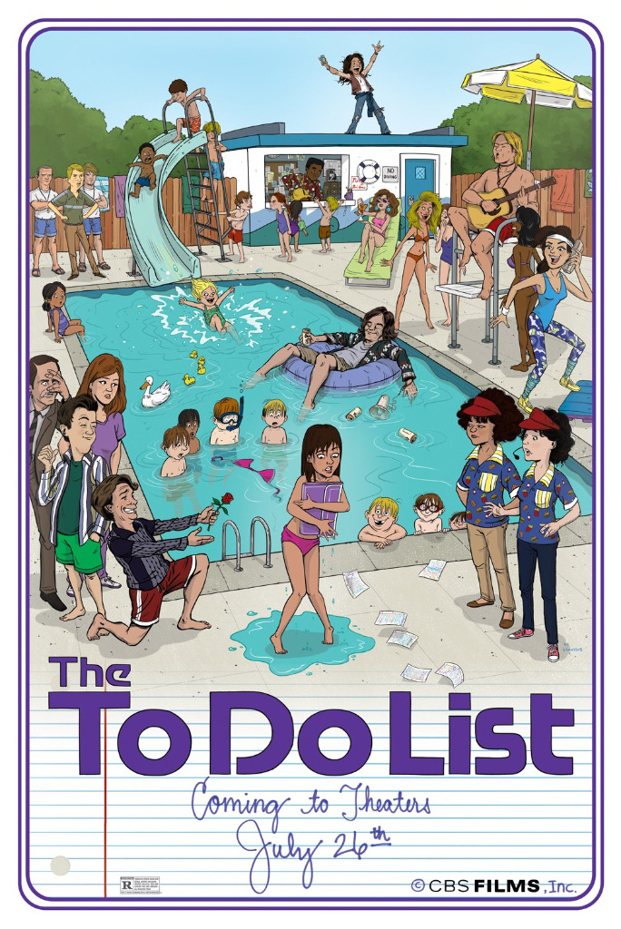 The To Do List streaming film