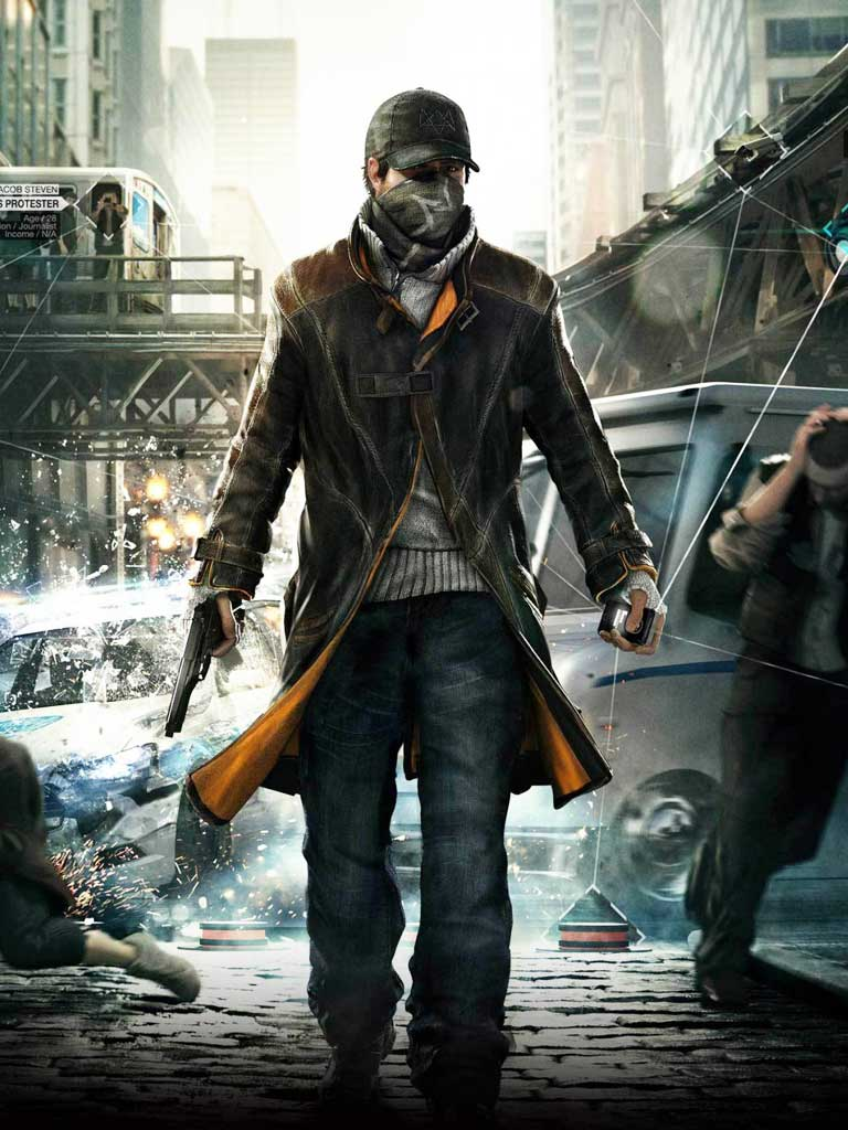 Watch Dogs streaming