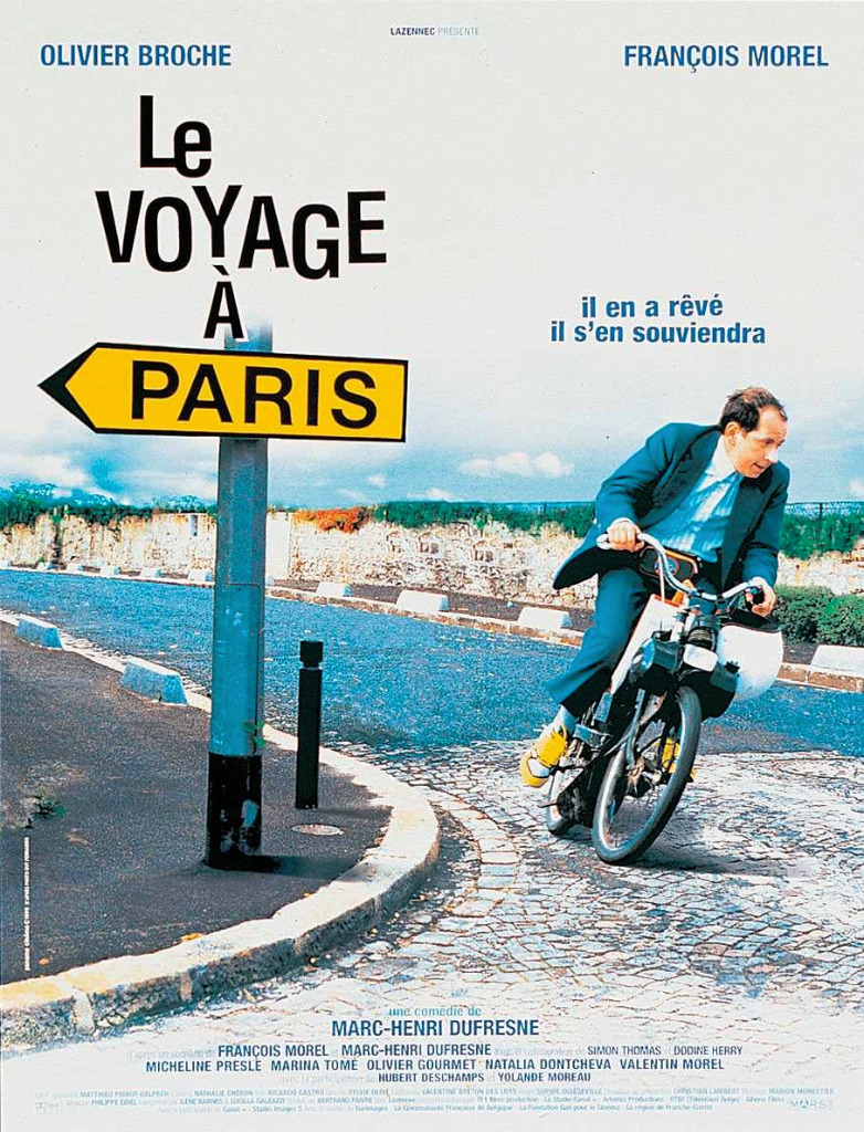 Le Voyage a Paris streaming
