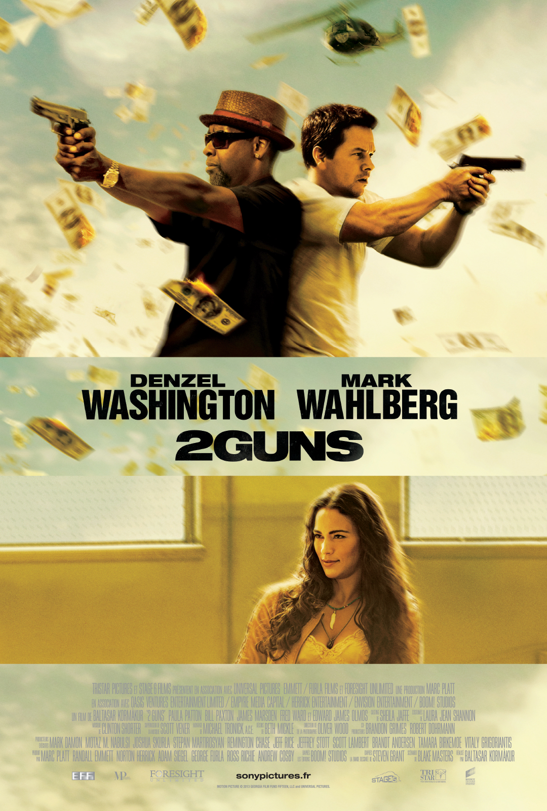 2 Guns | Multi | BRRiP | 2013  | TRUEFRENCH