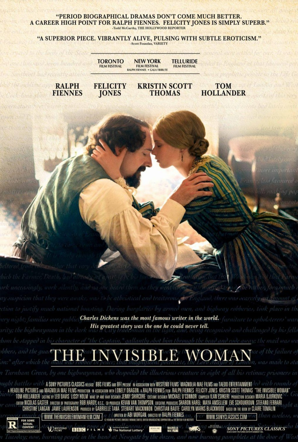 The Invisible Woman | Mega | DVDRiP | 2013