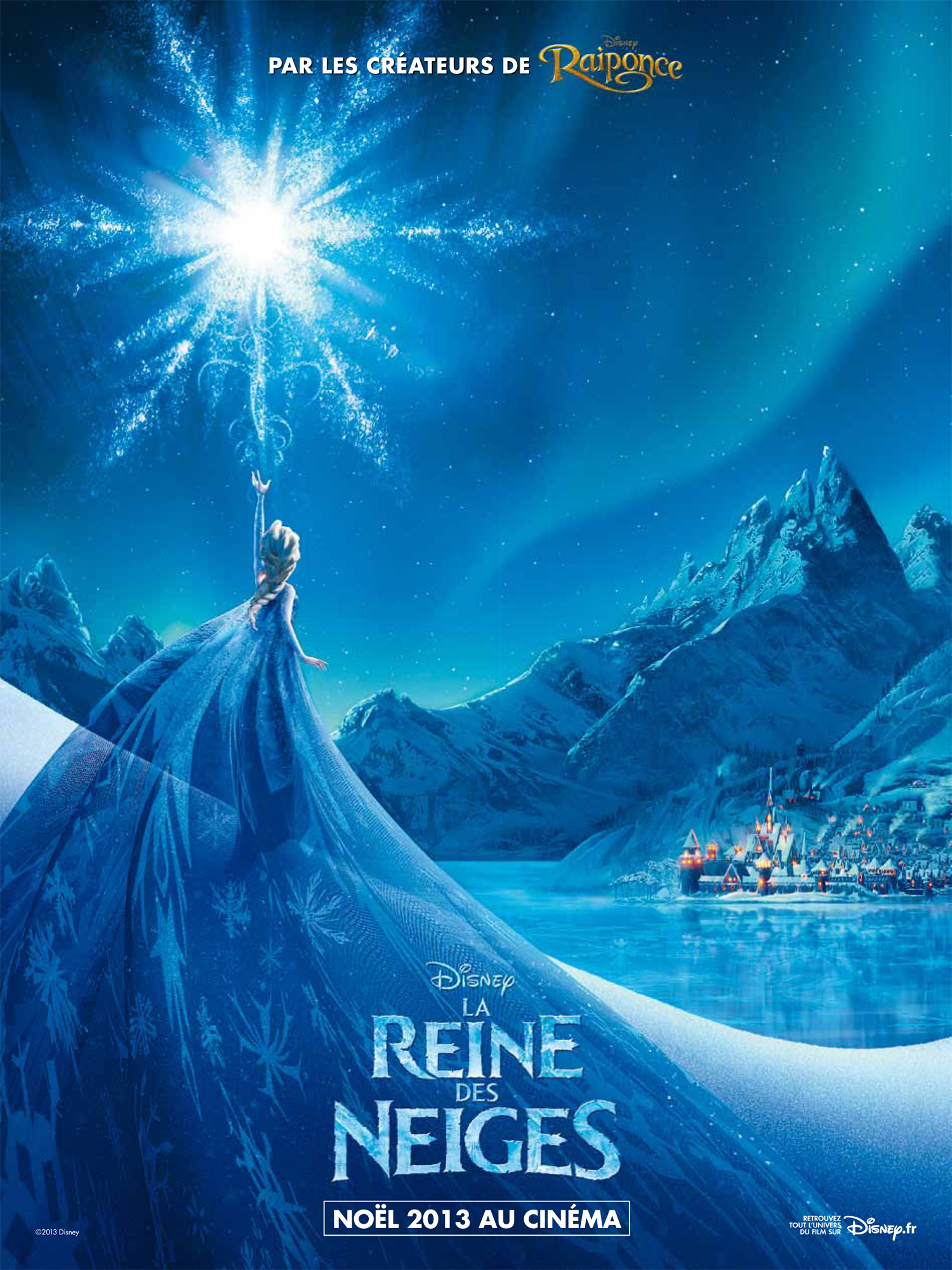 La Reine des neiges streaming film