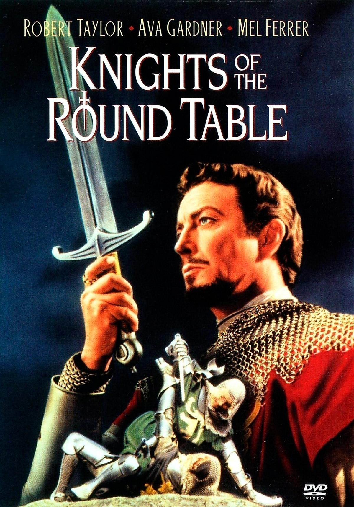 Photo de robert taylor les chevaliers de la table ronde - Film les chevaliers de la table ronde ...