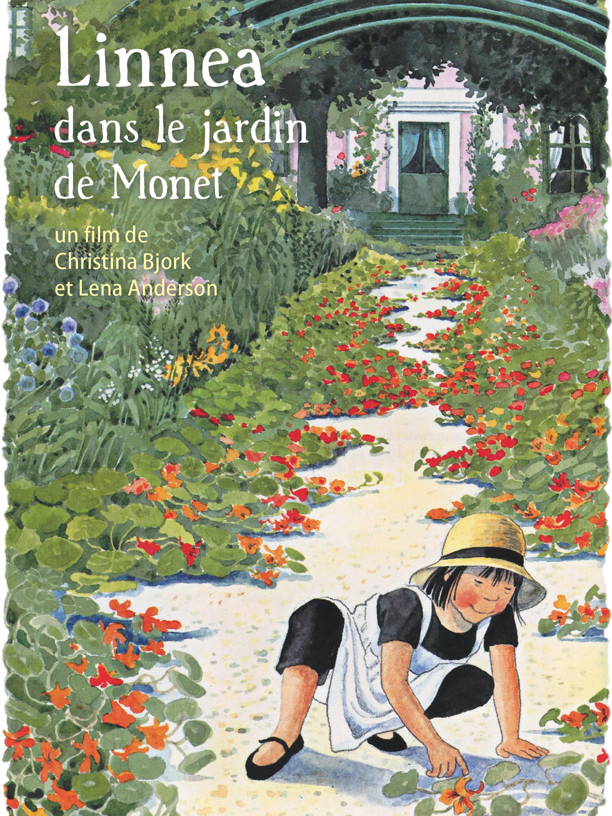 Linnea dans le jardin de monet photos et affiches allocin for Le jardin qui bascule streaming