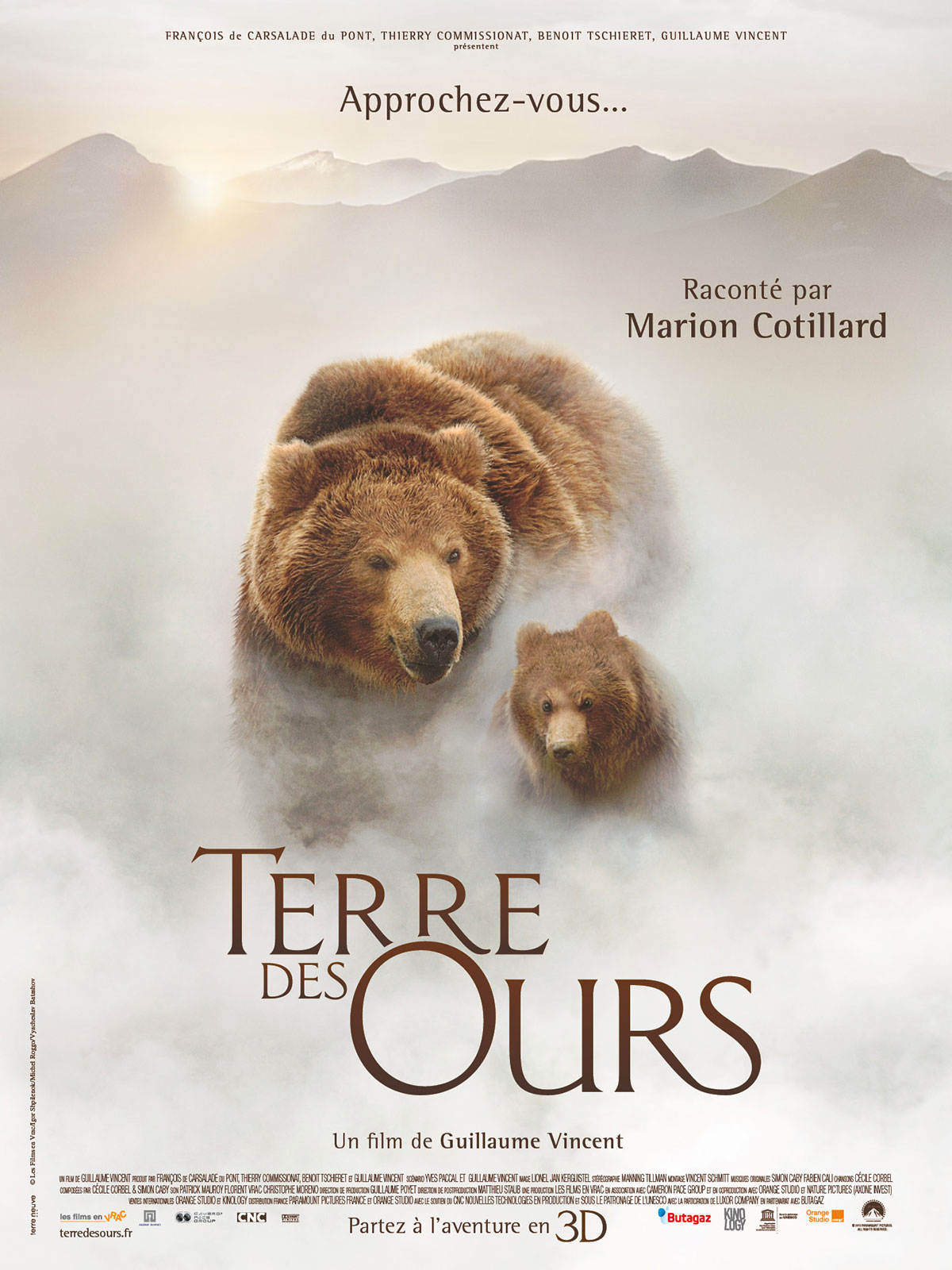 Terre des Ours streaming film