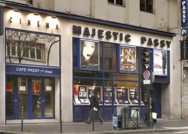 Cinema Majestic Passy A Paris
