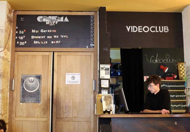 Cin ma videodrome 2 marseille allocin - Cinema du prado marseille ...