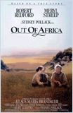 Out of Africa - Souvenirs d