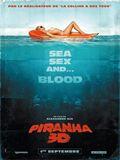 Affichette (film) - FILM - Piranha 3D : 109173