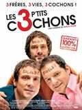 Photo : Les 3 p'tits cochons