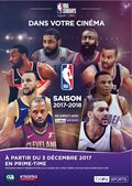 Photo : NBA 2017-2018 (CGR Events)