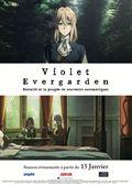 Photo : Violet Evergarden : Eternité et la poupée de souvenirs automatiques