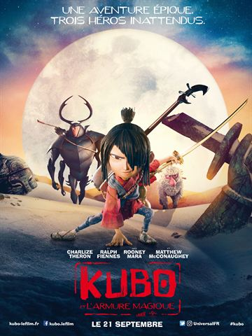 Kubo et l'armure magique french dvdrip