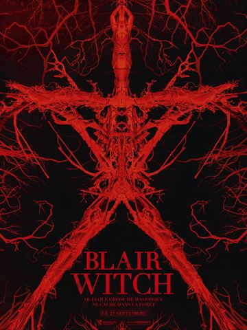 Blair Witch 2016 french dvdrip