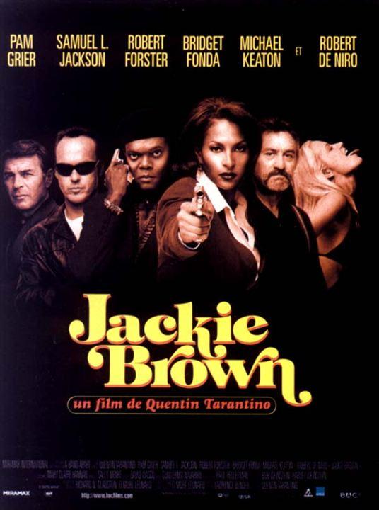 Jackie Brown : Affiche Robert Forster