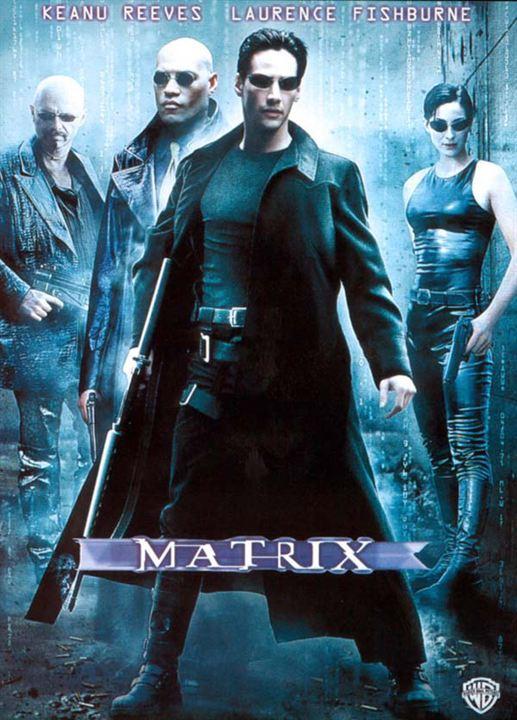 Matrix : Affiche Lana Wachowski, Lilly Wachowski