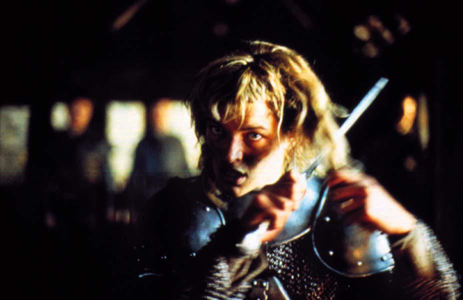 Jeanne d'Arc : Photo Milla Jovovich