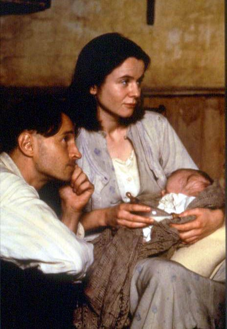 Les Cendres d'Angela : Photo Emily Watson, Robert Carlyle