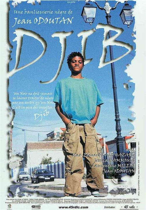 Djib : affiche