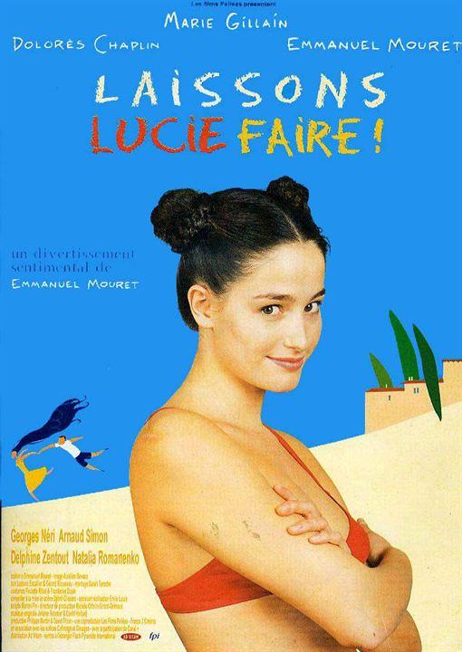 Laissons Lucie faire : affiche