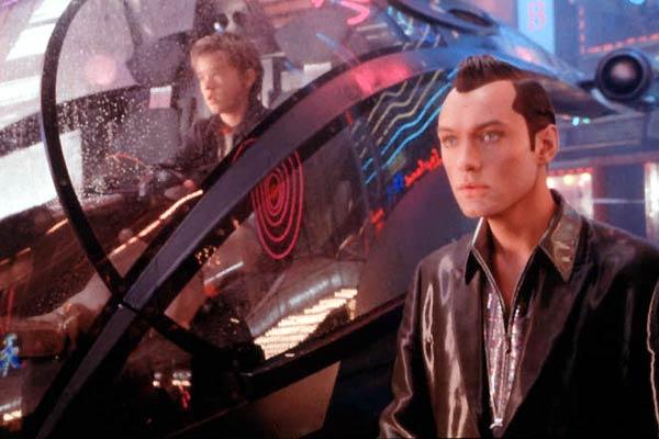 A.I. Intelligence artificielle : Photo Haley Joel Osment, Jude Law